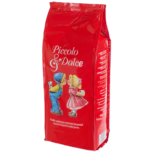 Lucaffé Piccolo & Dolce coffee beans 1000g