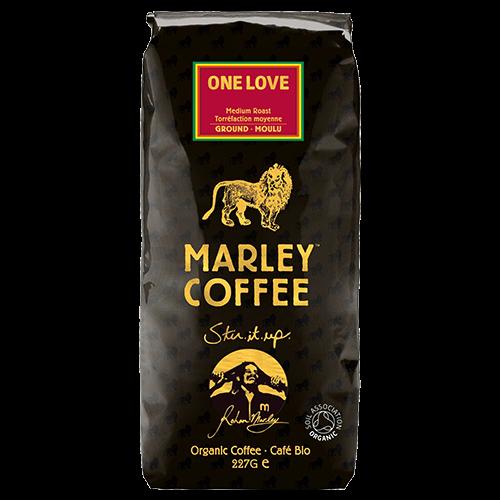 Marley Coffee One Love coffee beans 227g