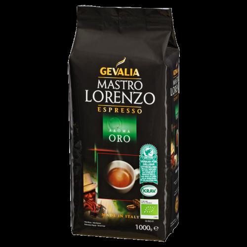 Mastro Lorenzo Aroma Oro coffee beans 1000g