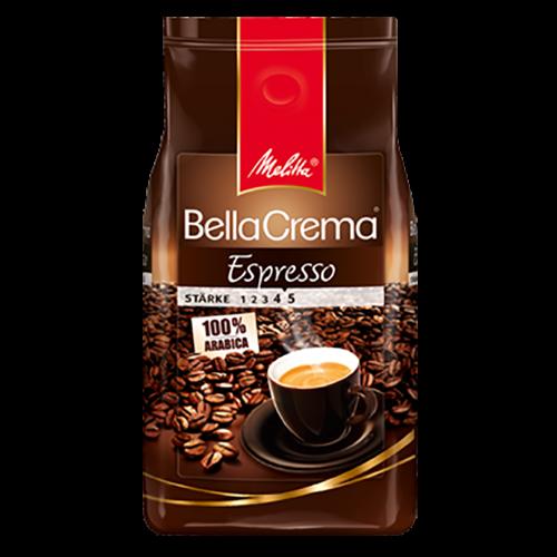 Melitta BellaCrema Espresso coffee beans 1000g