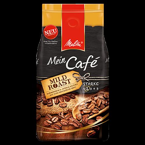 Melitta Mein Café Mild coffee beans 1000g expired date