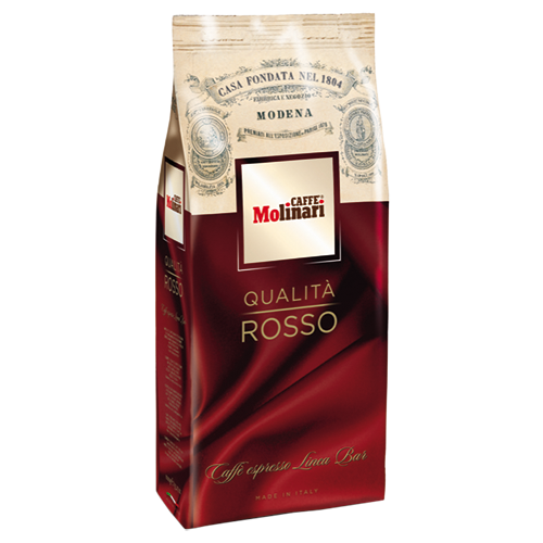 Molinari Linea Bar Qualità Rosso coffee beans 1000g