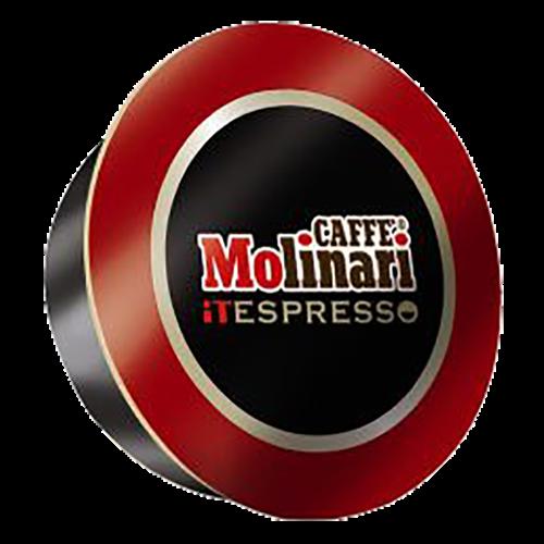 Molinari Blue Qualità Rosso coffee capsules 100pcs