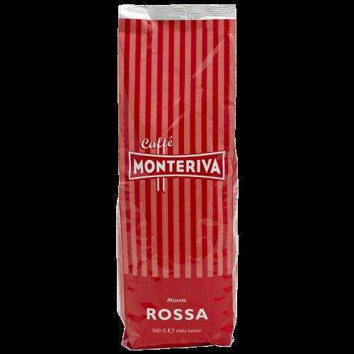 Monteriva Rossa coffee beans 500g