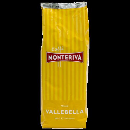 Monteriva Vallebella coffee beans 500g
