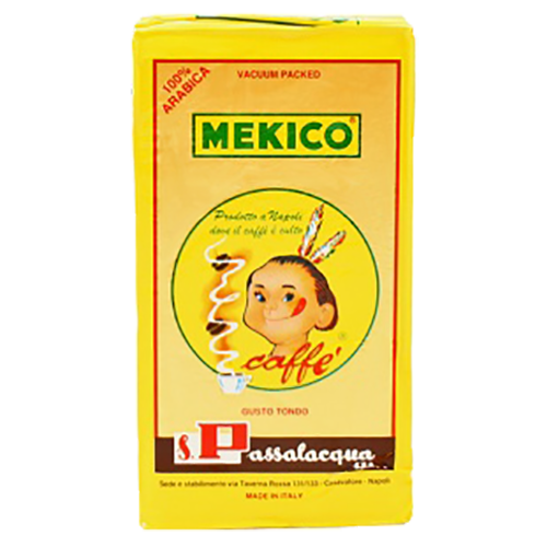 Passalacqua Mekico 100% Arabica ground coffee 250g
