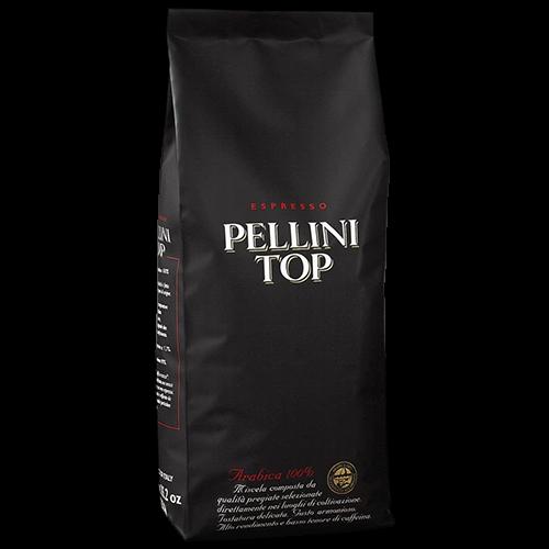 Pellini Top 100% Arabica coffee beans 1000g