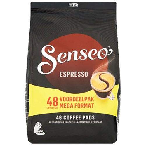 Senseo Espresso coffee pads 48pcs