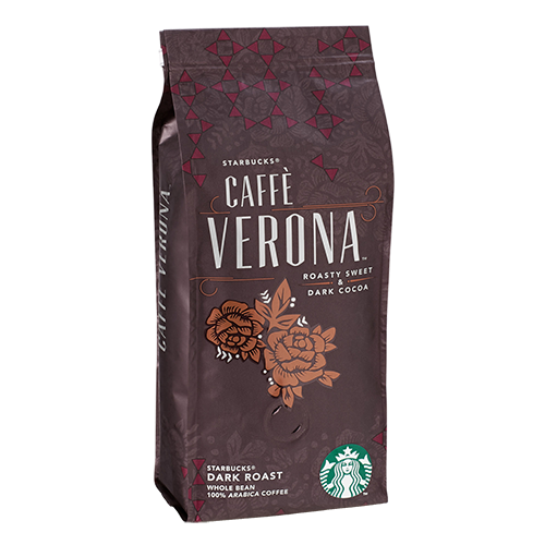 Starbucks Coffee Caffè Verona coffee beans 250g