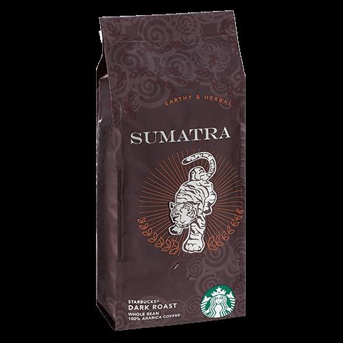 Starbucks Coffee Sumatra coffee beans 250g expired date