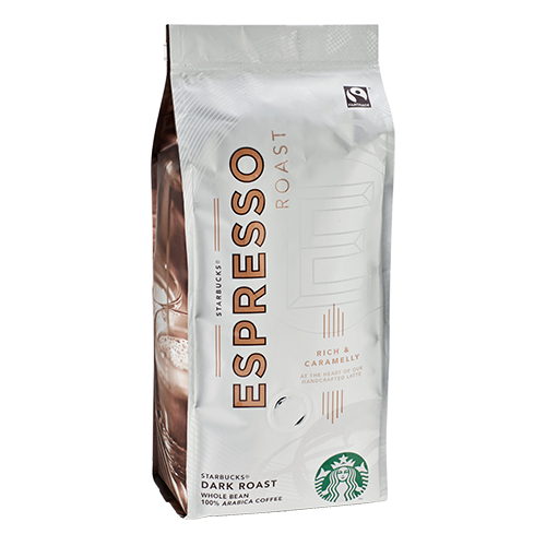Starbucks Coffee Espresso Roast coffee beans 250g expired date