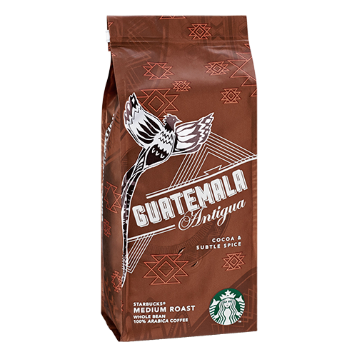 Starbucks Coffee Guatemala Antigua coffee beans 250g