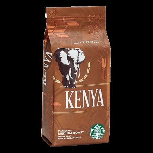 Starbucks Coffee Kenya coffee beans 250g
