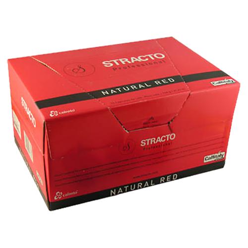 Stracto Professional Natural Red Caffitaly coffee capsules 96pcs