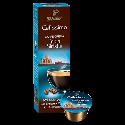 Tchibo Caffè Crema India Sirisha Caffitaly coffee capsules 10pcs