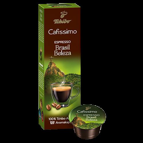 Tchibo Espresso Brasil Beleza Caffitaly coffee capsules 10pcs