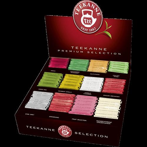 Teekanne Premium Selection Box tea bags 180pcs