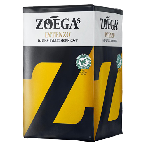 Zoégas Intenzo ground coffee 450g