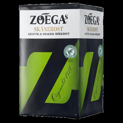 Zoégas Skånerost ground coffee 450g