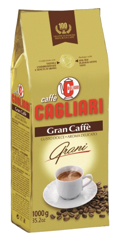 Cagliari Gran Caffè coffee beans