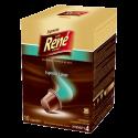 Café René Espresso Lungo Nespresso coffee capsules 10pcs