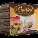 Caffè Bonini Latte Caramel coffee capsules for Nespresso 10pcs