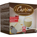 Caffè Bonini White Chocolate capsules for Nespresso 10pcs