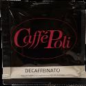Caffè Poli Decaffeinato blue decaf coffee pods 18pcs