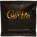 Caffè Poli SuperBar black coffee pods 150pcs