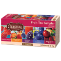 Celestial tea Fruit tea Sampler tea bags 18pcs