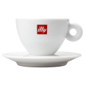 illy cappuccino cups (inc saucer) 20cl 12pcs