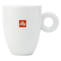 illy coffee cups (w/o saucer) 30cl 6pcs