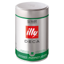 illy Espresso decaffeinato ground coffee 250g