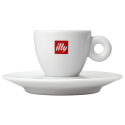 illy espresso cups (inc saucers) 6cl 12pcs