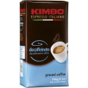 Kimbo Espresso Decaffeinato ground coffee 250g
