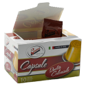 La Genovese Qualità Coloniale Nespresso coffee capsules 10pcs