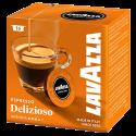 Lavazza A Modo Mio Espresso Delizioso coffee capsules 16pcs