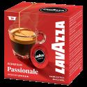 Lavazza A Modo Mio Espresso Passionale coffee capsules 16pcs