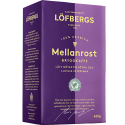 Löfbergs Lila Mellanrost ground coffee 450g