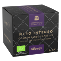 Löfbergs Lila Nero Intenso coffee capsules for Nespresso 10pcs expired date