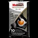 Molinari itespresso 100% arabica Nespresso coffee capsules 10pcs