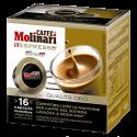 Molinari A Modo Mio Qualità Oro coffee capsules 16pcs