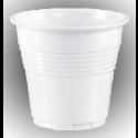 Plastic cup for espresso 8cl 50pcs