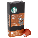 Starbucks Colombia Espresso coffee capsules for Nespresso 10pcs
