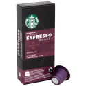 Starbucks Espresso Roast coffee capsules for Nespresso 10pcs