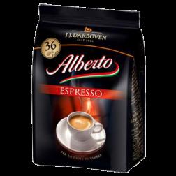 Alberto Espresso coffee pads 36pcs