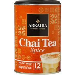 Arkadia Chai Tea Spice powder 240g
