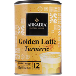 Arkadia Golden Latte Turmeric powder 240g