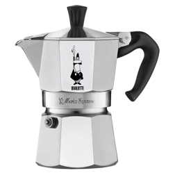 Bialetti Moka Express Espresso Coffee Maker 3 cups