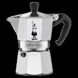 Bialetti Moka Express Espresso Coffee Maker 3 cups